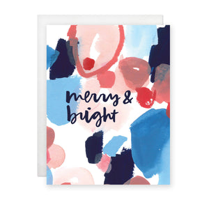 Merry & Bright Card (Box Set of 8)