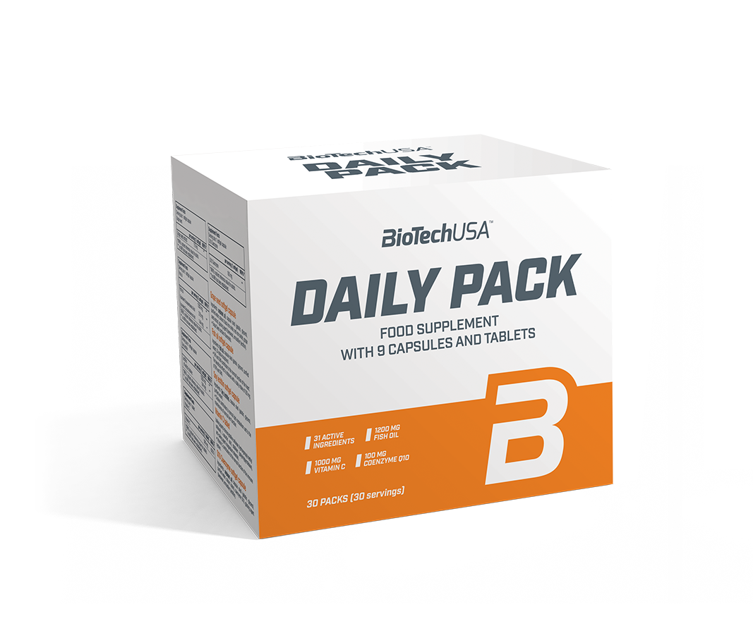 Daily Pack - 30 pacotes