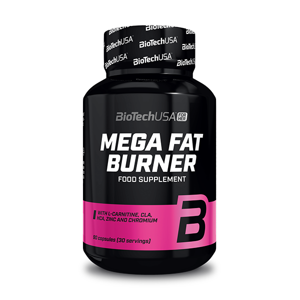 Mega Fat Burner - 90 cápsulas