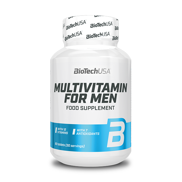 Multivitamin for Men - 60 comprimidos