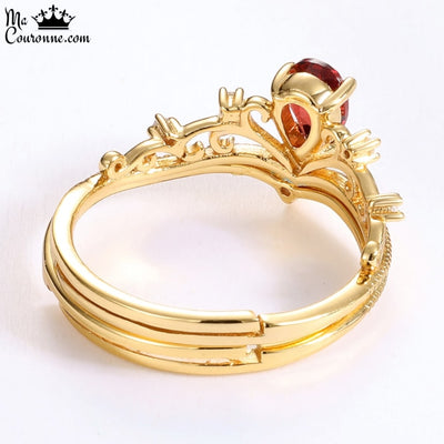 Bague Or Couronne