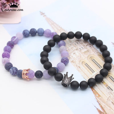 Bracelet Couronne Distance