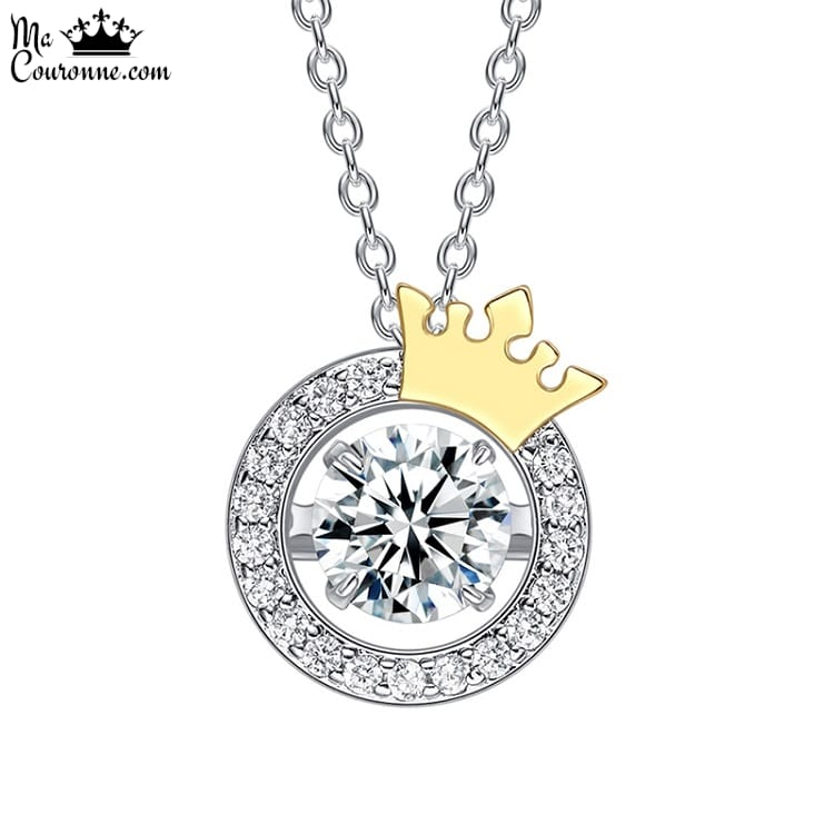 Collier Motif Couronne