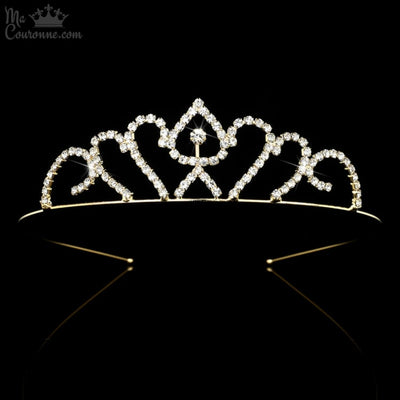 Couronne Princesse As de Pique