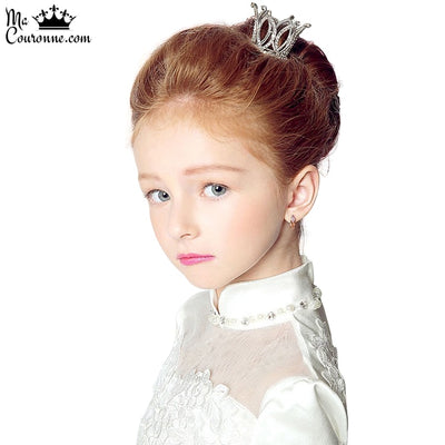 Couronne Princesse Fille Mini Altesse