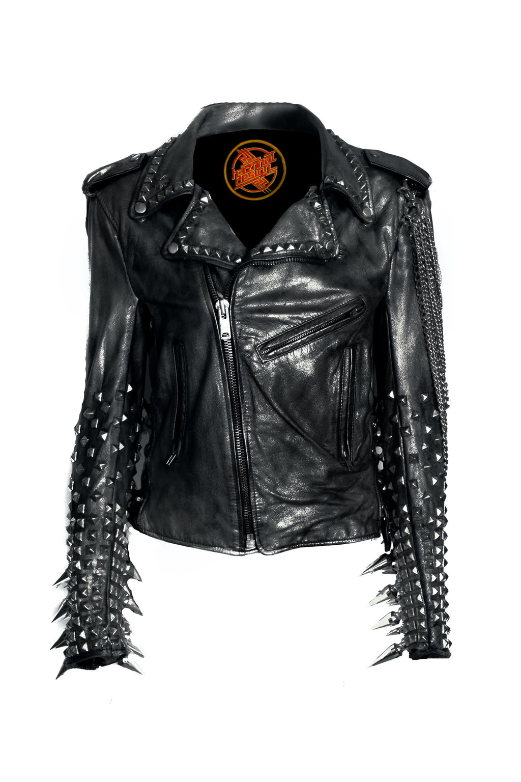 Spell of Destruction Spike Jacket