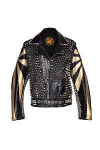 Electric Eye Biker Jacket
