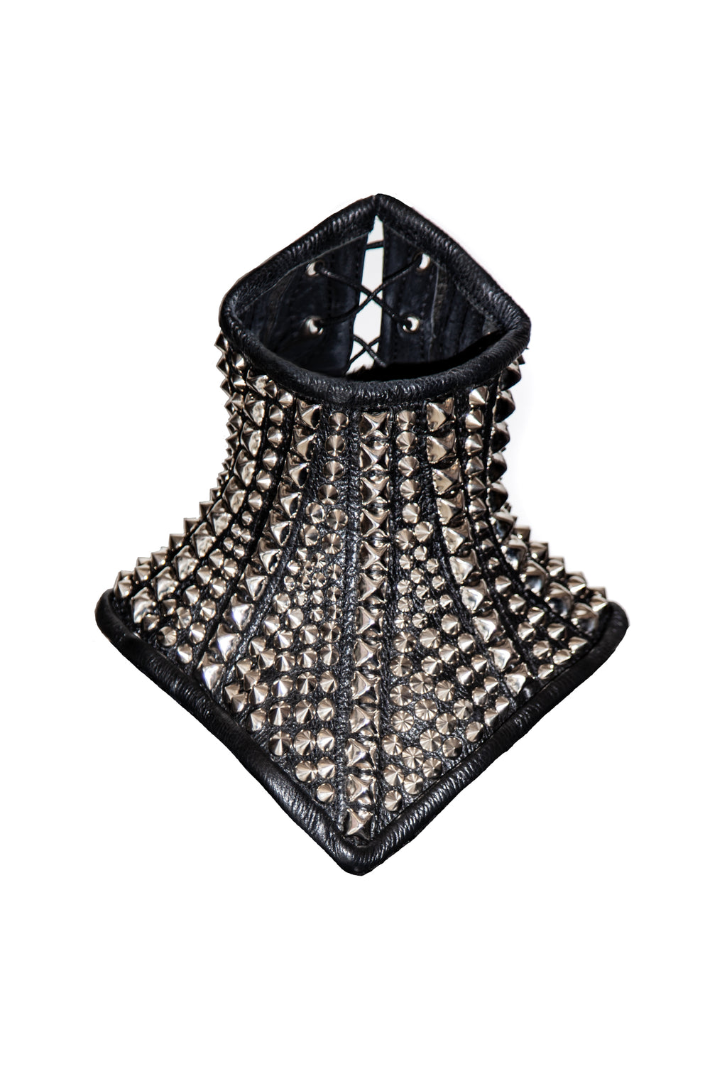 Locked In Studded Posture Collar