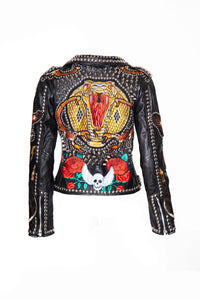 Snakebite Love Jacket (In stock)