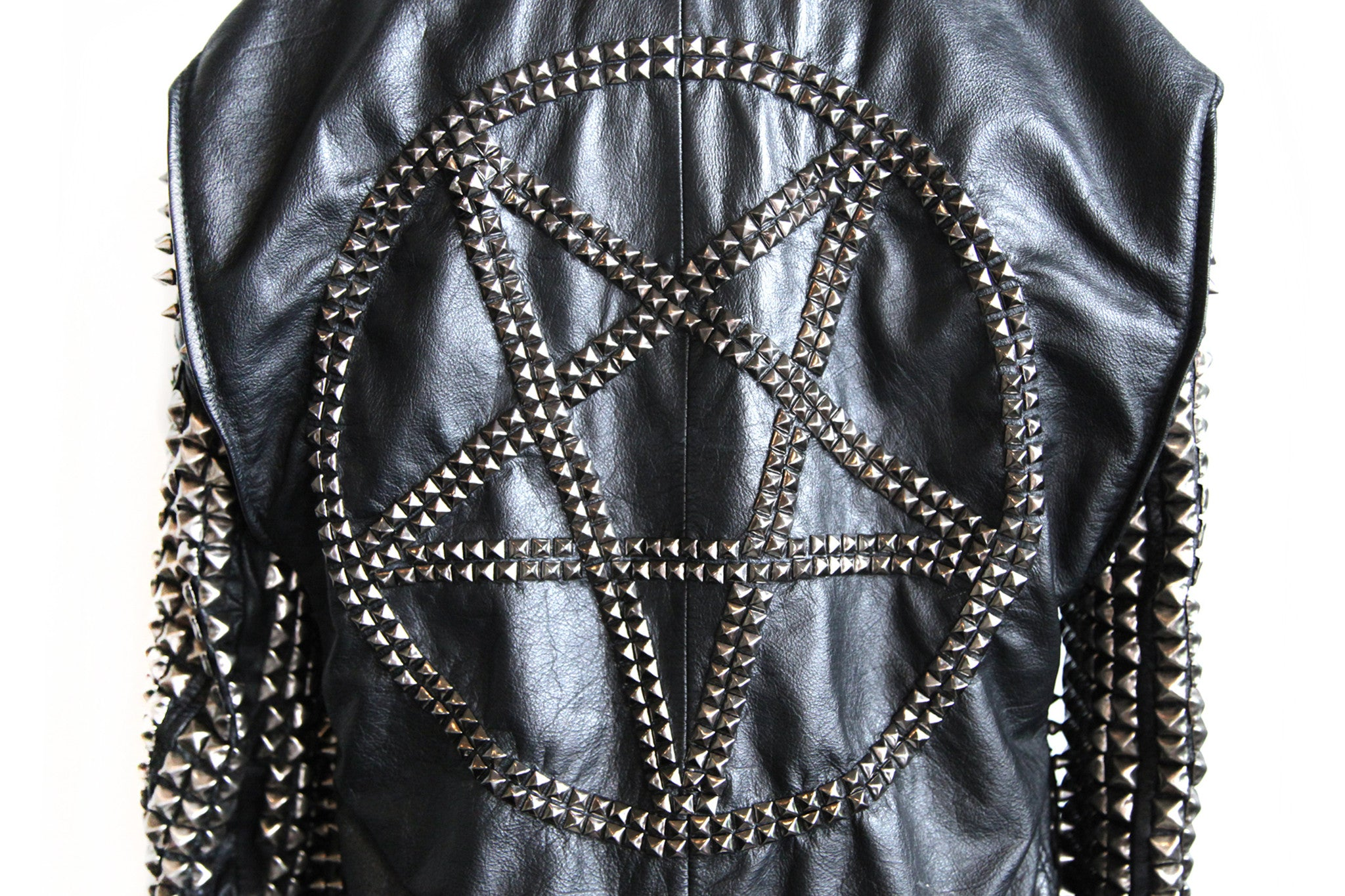 Satan's Sadists Pentagram Biker Jacket