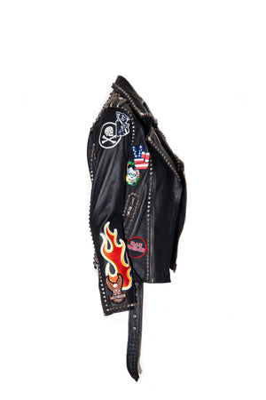 Flamejob jacket