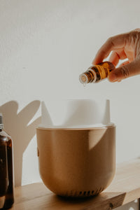 A Diffuser: a must-have in a wellness medicine toolkit