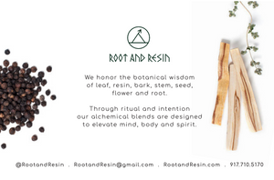 ROOT AND RESIN GIFT CARD