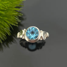 Load image into Gallery viewer, PET 589 SS R - Blue Topaz