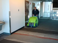 Walking the 512 Vacuum Sweeper by IPC Sold by PROLINE Watertown SD