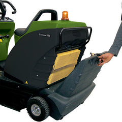 IPC 1050 Vacuum Sweeper Sold by Proline - back compartment