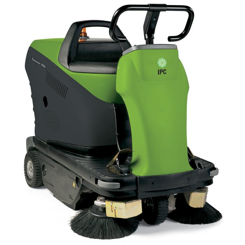 IPC 1050 Vacuum Sweeper Sold by Proline - Front Angle view