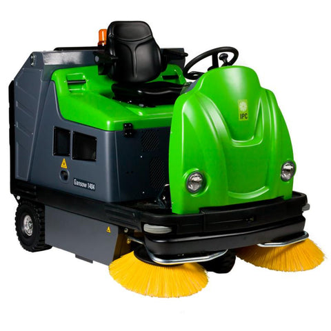 1404 Vacuum Industrial Sweeper by IPC