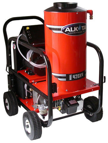Alkota 420X4 Gas Fired Pressure Washer