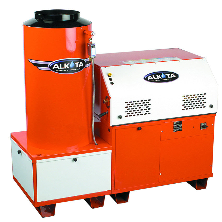 All Alkota Pressure Washers Are Proudly Made In America