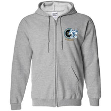 Zip Up Hooded Sweatshirt G186 LS BEYOU GEMINI