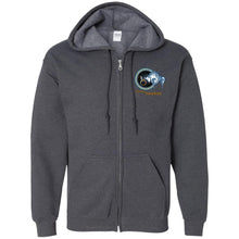 Zip Up Hooded Sweatshirt G186 BEYOU TAURUS
