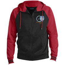Men's Sport-Wick® Full-Zip Hooded Jacket ST236 BEYOU LEO