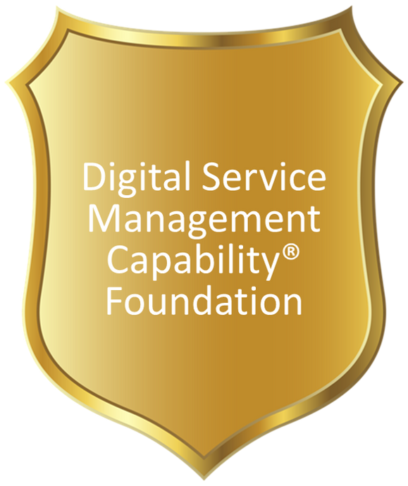 Digital Service Management Capability® Foundation