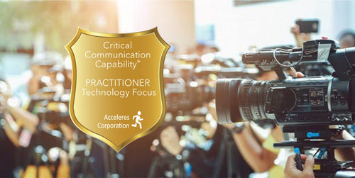 Critical Communications Capability® Practitioner - Technology Focus