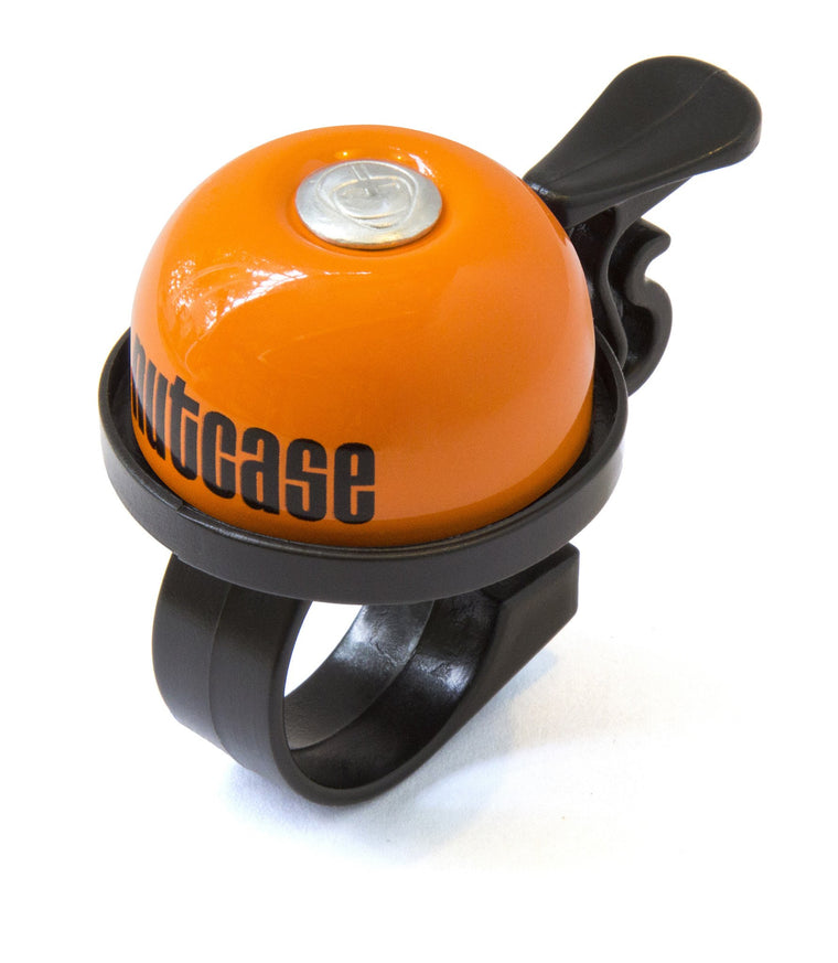 Orangey Orange Thumbdinger Bell