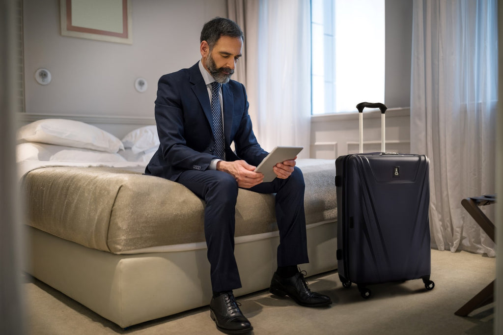 THE LATEST IN TECHNOLOGY FOR BUSINESS TRAVELLERS