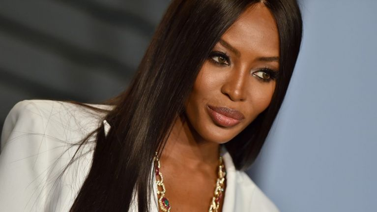 "Naomi Campbell Calls New Vogue Editor ""Bitter"" and ""Jealous"""