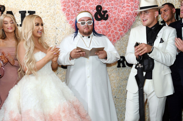 Jake Paul and Tana Mongeau's Wedding