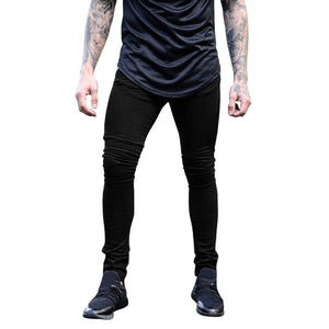 Stretch Slim Fit Denim