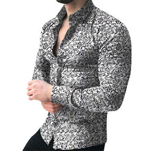 Load image into Gallery viewer, Camisa Men's Cotton Button Up
