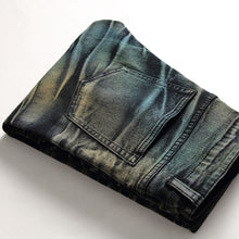 Load image into Gallery viewer, Sanded Slim Fit Denim