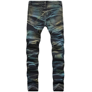 Sanded Slim Fit Denim