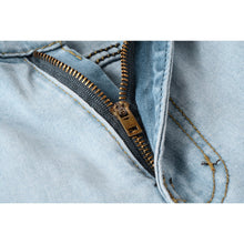 Load image into Gallery viewer, Motorcycle Vintage Denim Jeans