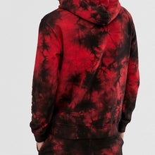 Load image into Gallery viewer, Tie-Dyed Print Hoodie