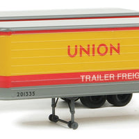 Trailer Union Pacific 2 Stück