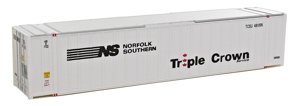HO Container 48 Fuß Norfolk Southern Triple Crown