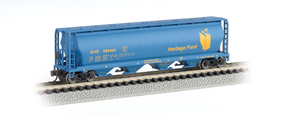 Bachmann Grain Hopper Heritage Fund