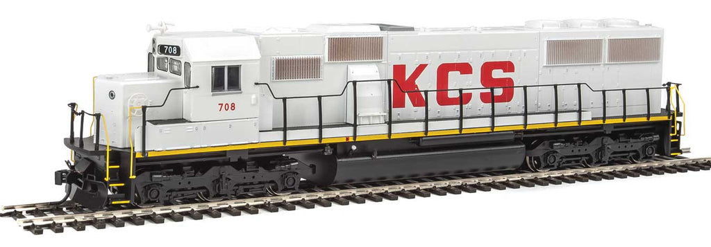 Walthers Diesellok EMD SD50 Kansas City Southern