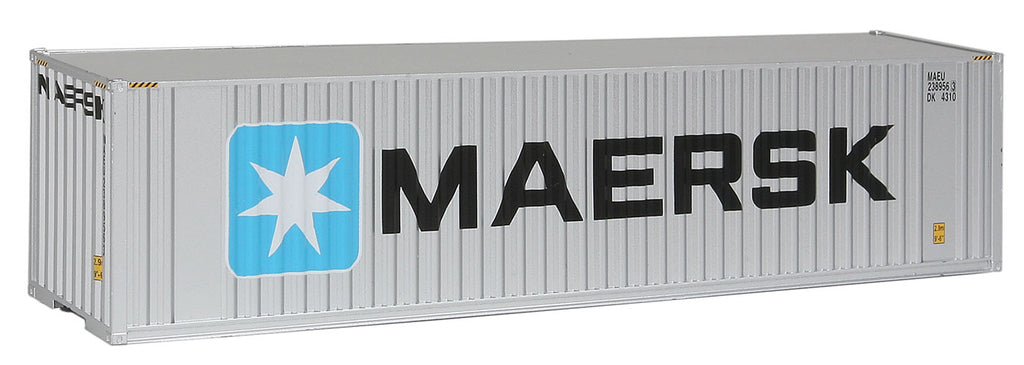 H0 Container 40 Fuß Maersk