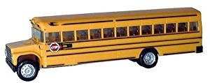 Herpa US School Bus