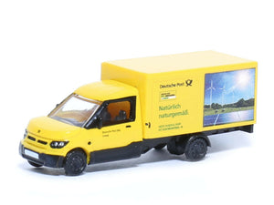 Streetscooter Work-L Deutsche Post