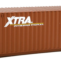 H0 Container 20 Fuß Xtra Leasing