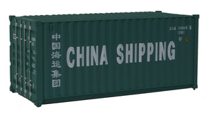 H0 Container 20 Fuß China Shipping