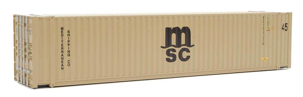 HO Container 45 Fuß MSC