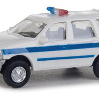 Walthers Ford Expedition Special Service Vehicle SUV Police